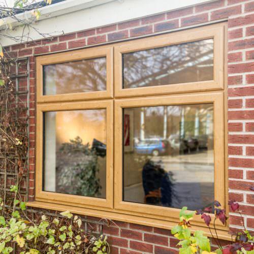 Upvc Aluminium Windows And Doors Sternfenster Window