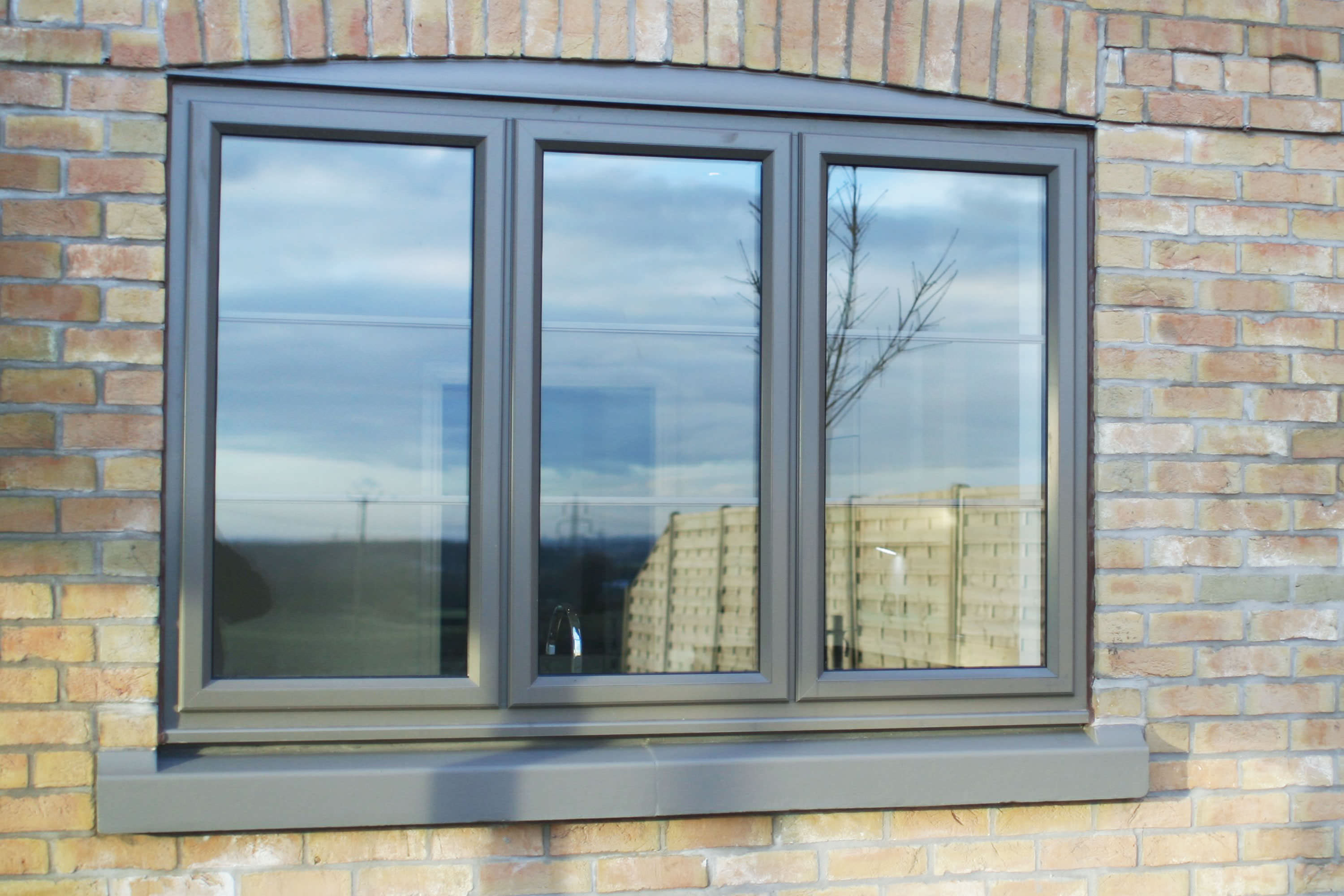 Aluminium Tilt And Turn Windows Smart Aluminium Windows