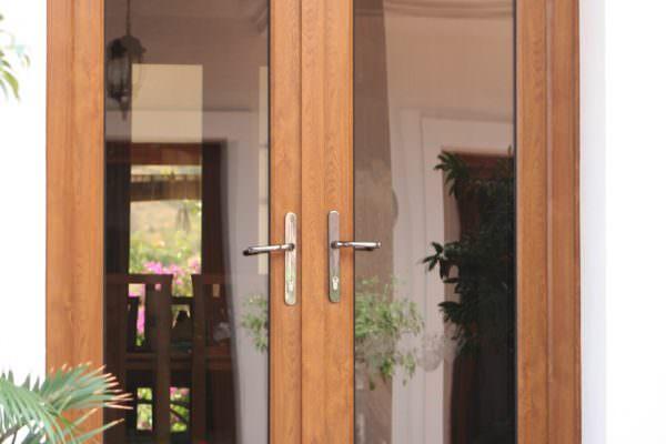 Upvc doors deceuninck doors residential doors for Residential french doors