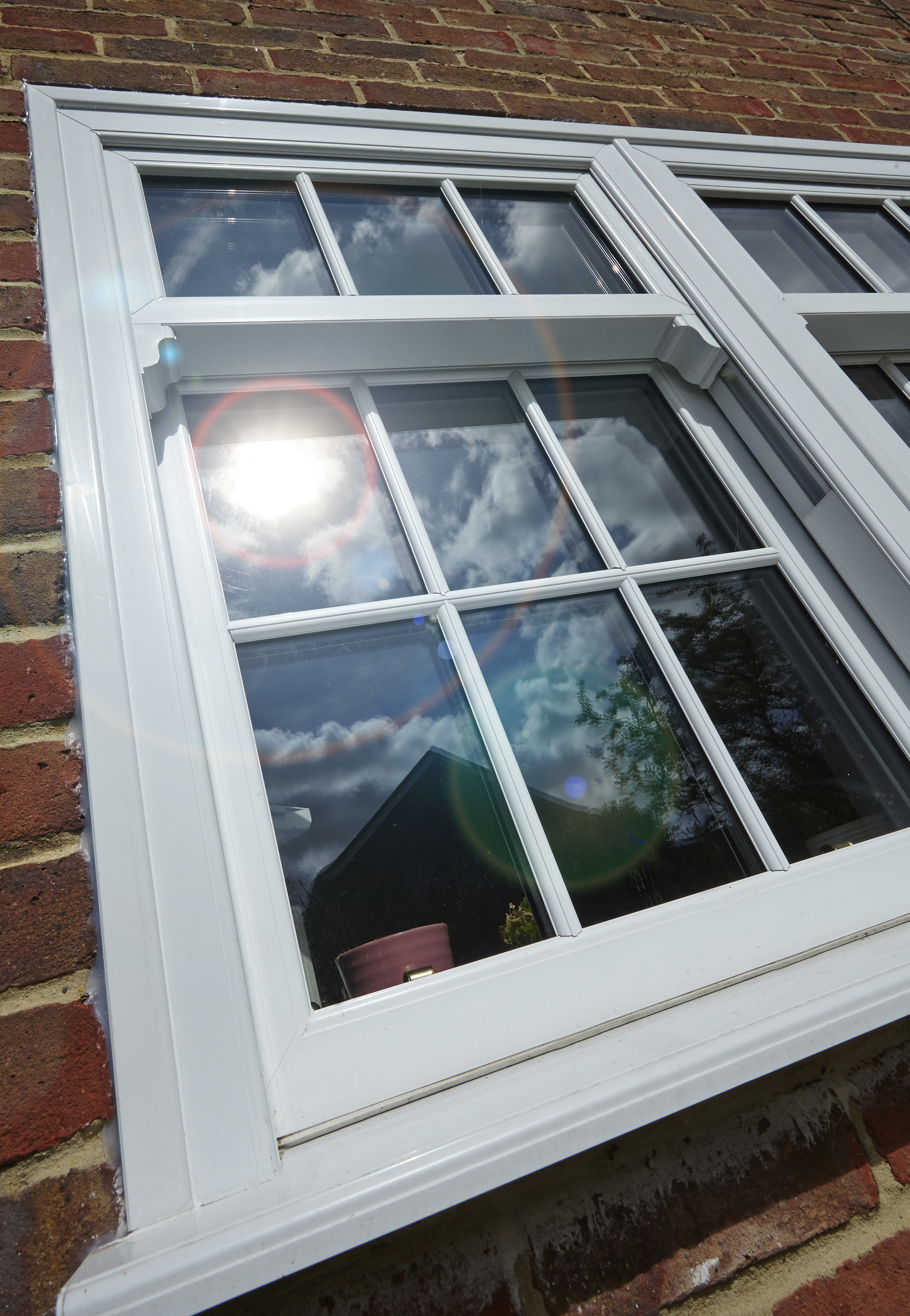 Vertical Sliding Sash Windows Spectus Upvc Windows Sash
