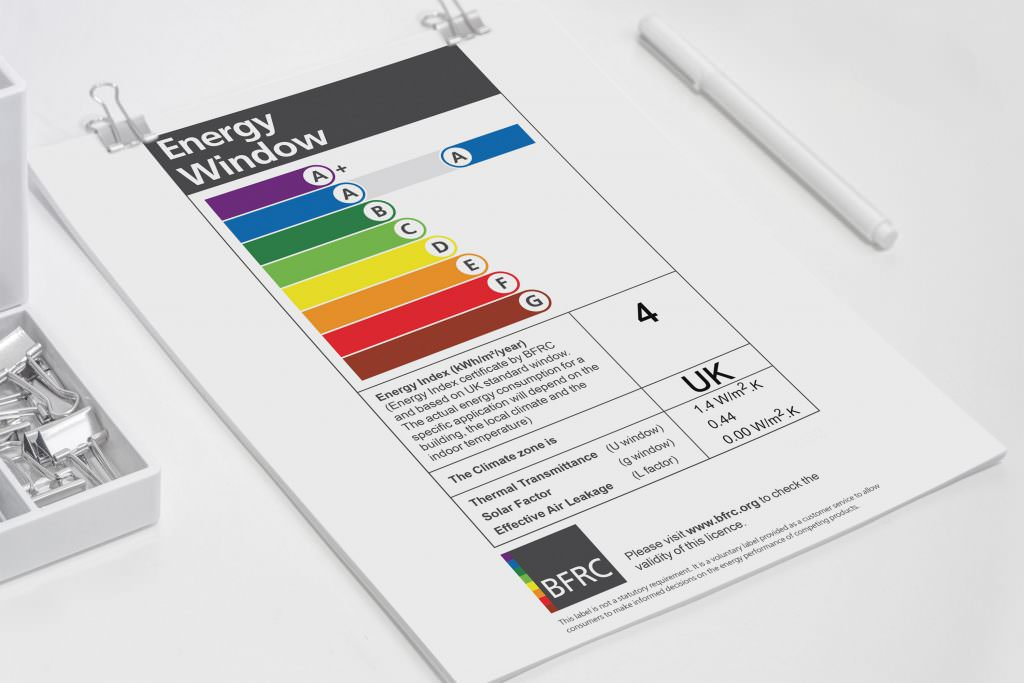 Window energy ratings energy efficient windows a rated for Window energy rating