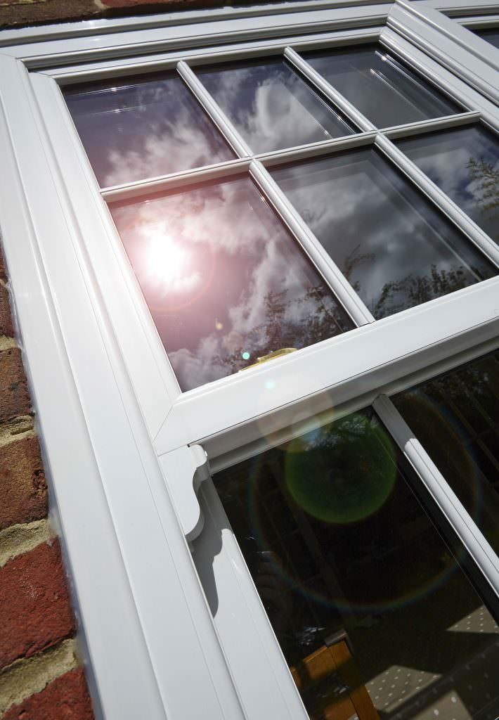 Sternfenster Double Glazing