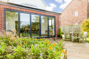 Secured by Design Aluminium Bi-Fold Doors