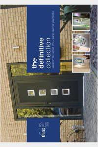Hurst Panel Door Brochure
