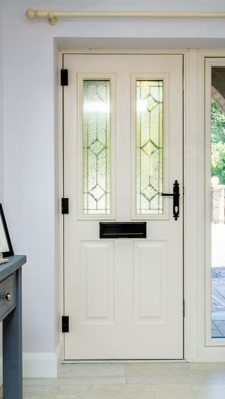 Our beautiful and secure uPVC residential doors will enhance your propertyu0027s appearance whilst keeping it incredibly safe. Our Deceuninck uPVC doors are ... & uPVC Residential Doors | Deceuninck Doors Front Doors Back Doors