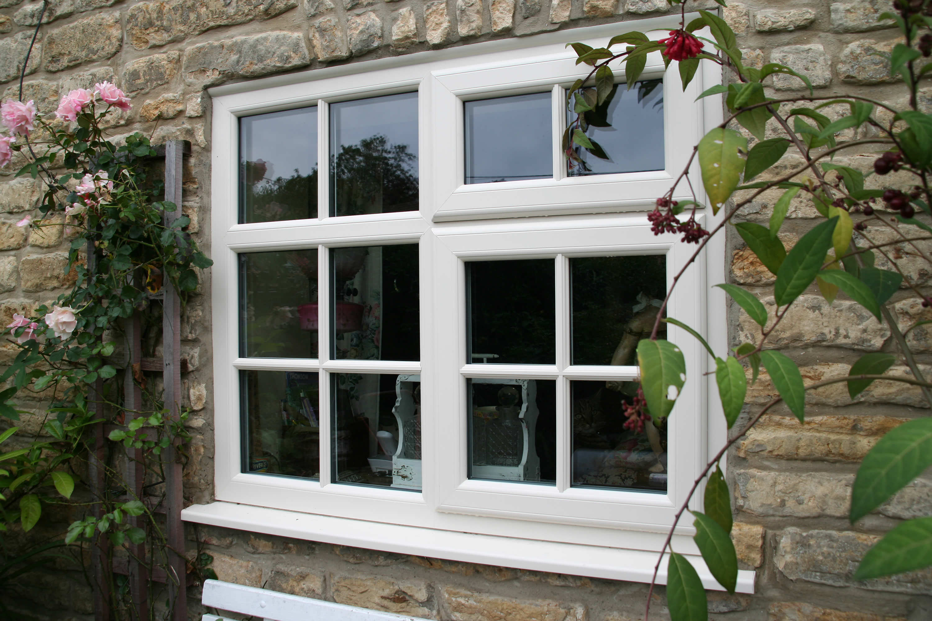 Deceuninck 2800 Casement Windows