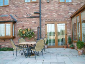 Deceuninck French Doors