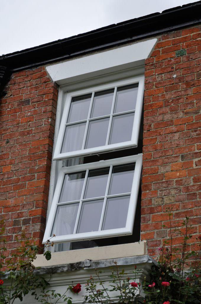 Deceuninck 2800 Casement Windows
