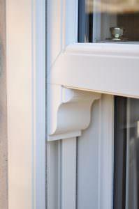 Spectus uPVC Vertical Sliding Sash Windows