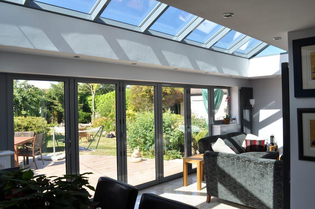 Aluminium Bi Fold Doors Home Improvement Heaven