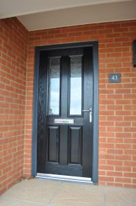 uPVC Residential Doors