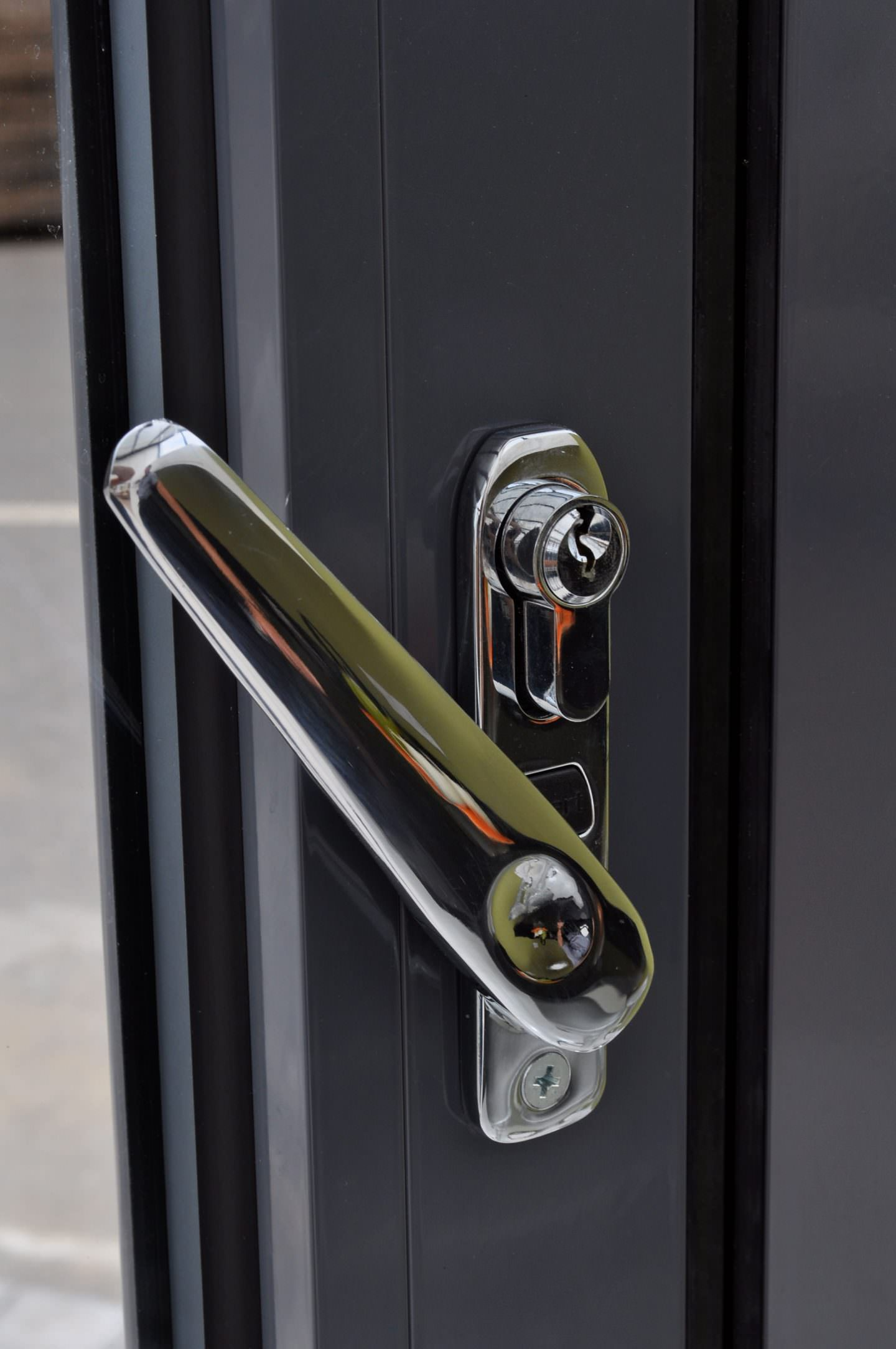 Secured by Design Aluminium Bi-Fold Doors