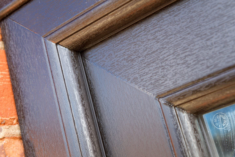 Black StyleLine Doors