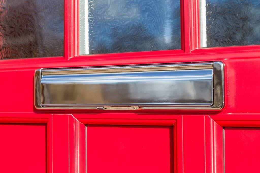 StyleLine Doors letterbox