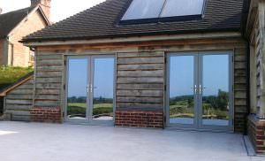 Aluminium French Doors cost