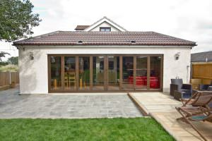 Aluminium Bi-Fold Doors UK