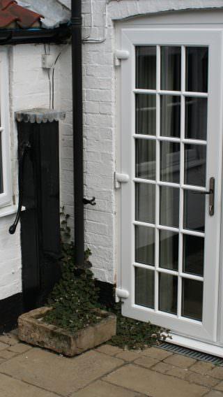 Upvc French Doors External French Doors Deceuninck Doors