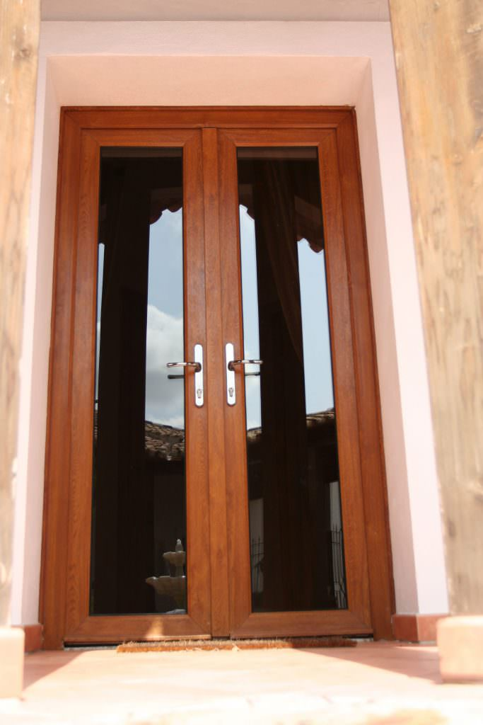 Deceuninck uPVC French Doors