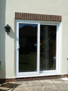 Deceuninck uPVC patio doors