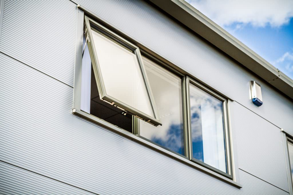 Smart Aluminium Shopline Windows