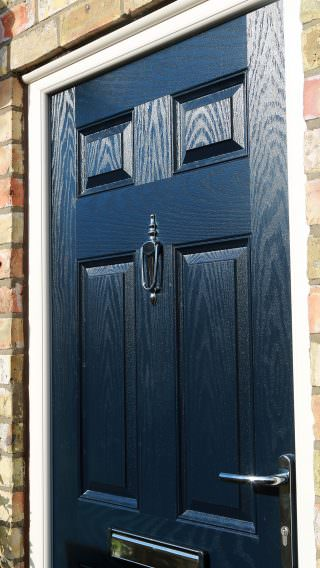 Upvc residential doors deceuninck doors front doors for Residential back doors