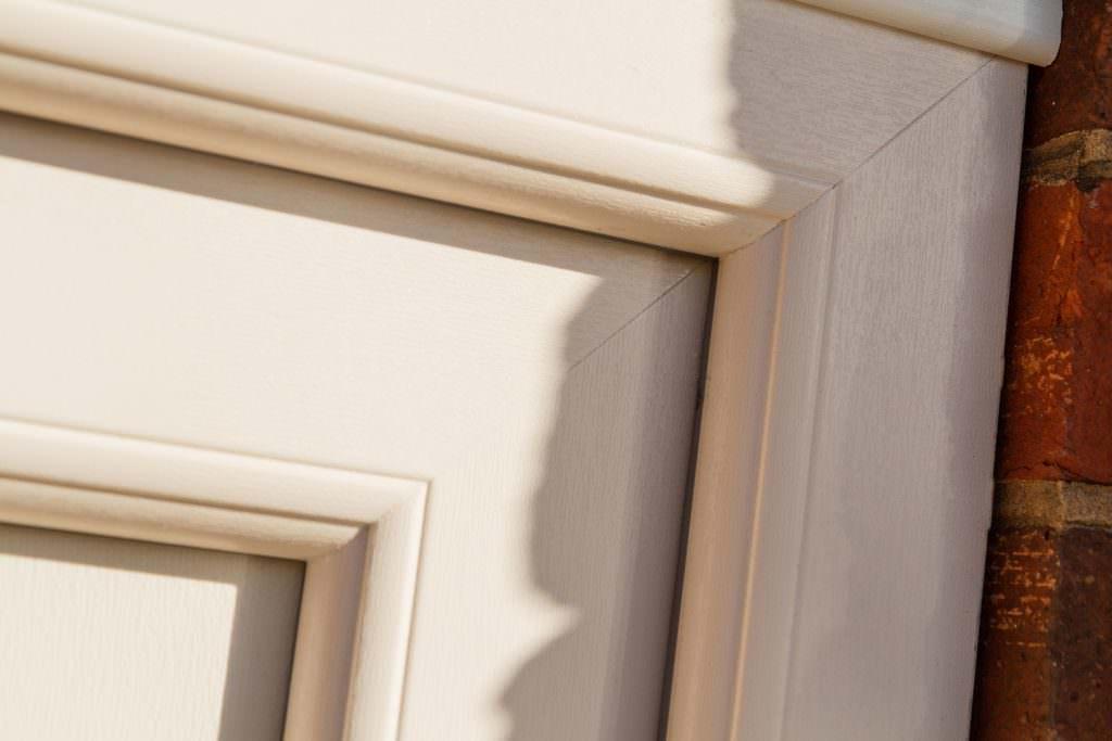 cream styline door