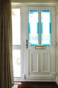 Deceuninck uPVC Residential Door