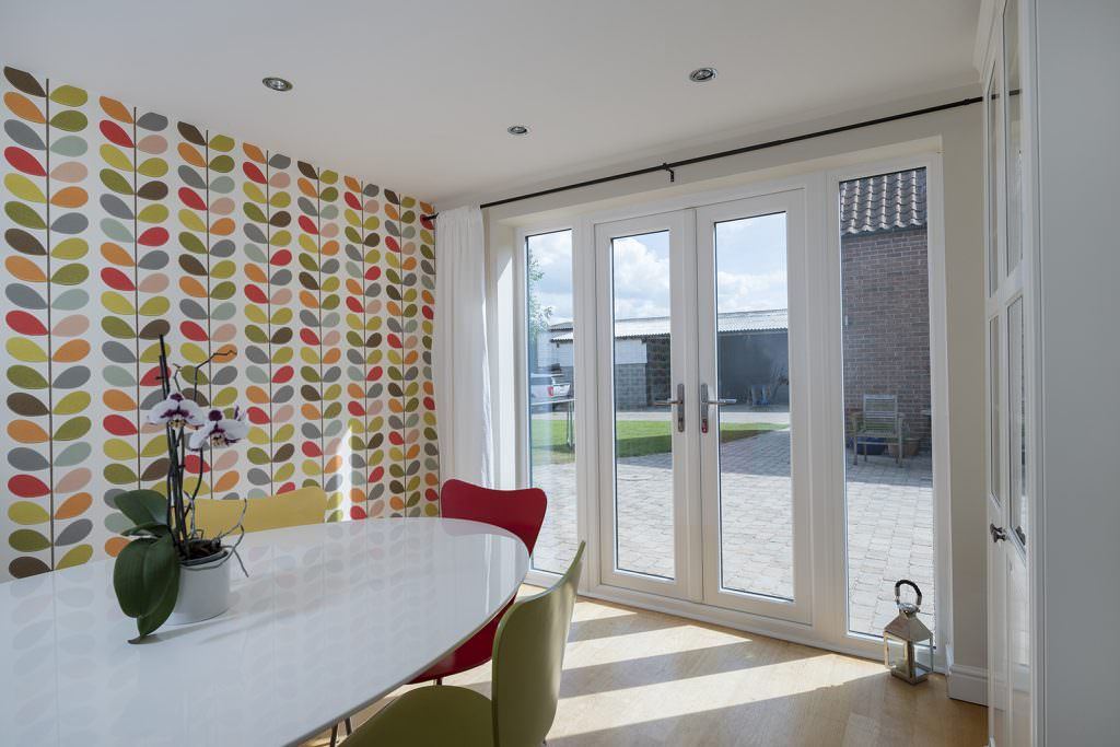 Thermally Efficient Double Glazing