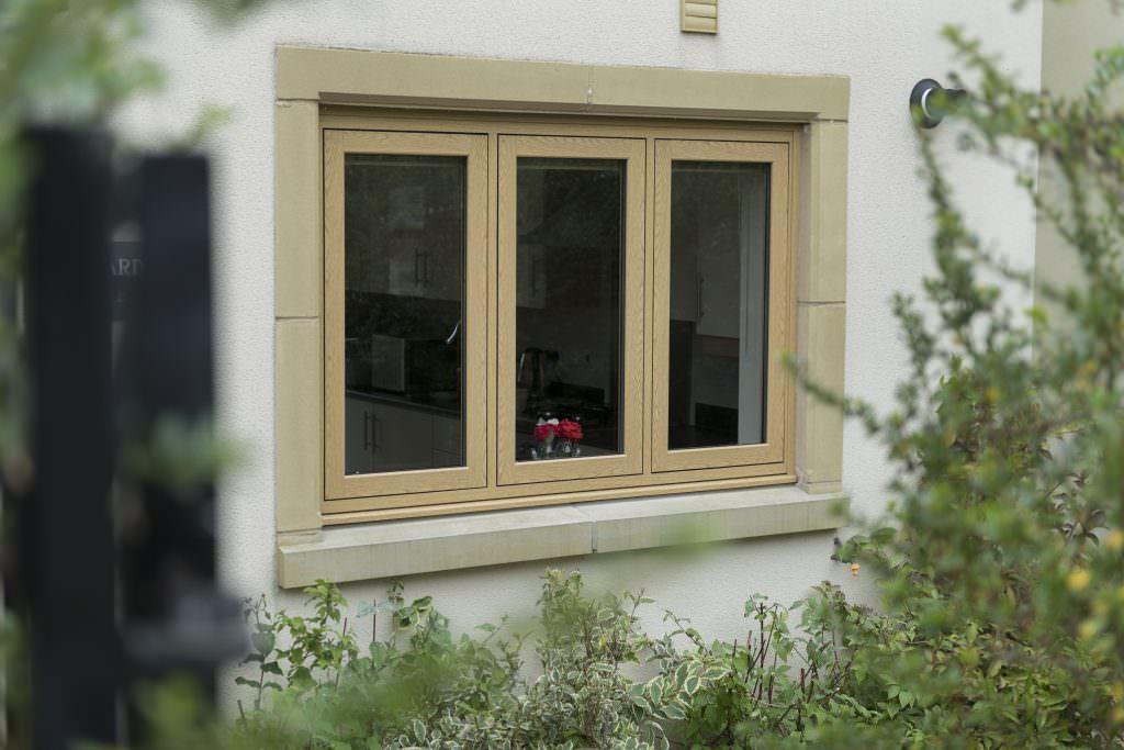 Sternfenster uPVC Flush Sash Windows