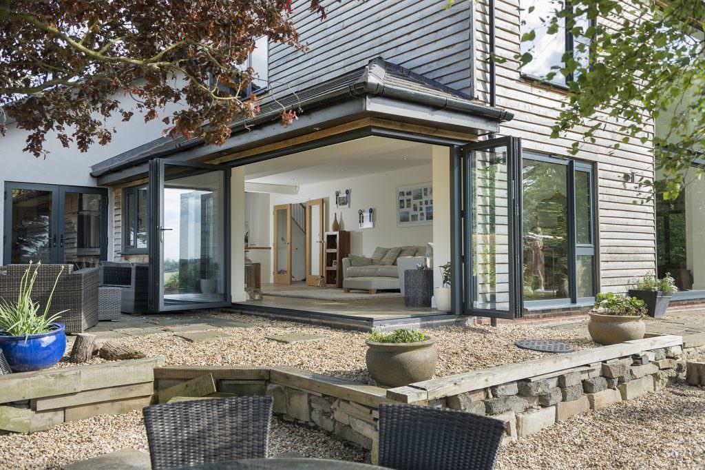 bifold doors for modern homes