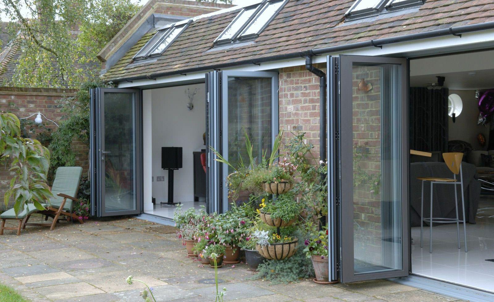 Aluminum Bi-Fold Door Sizes