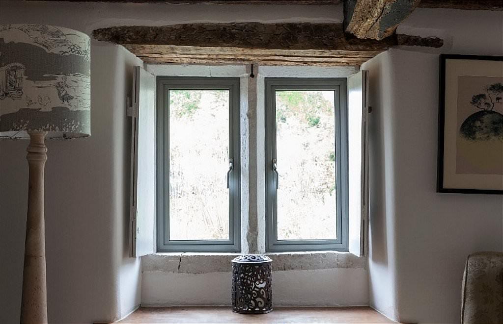 alitherm 47 aluminium slimline windows