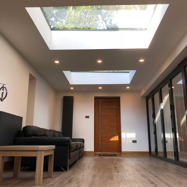 Flat Rooflights Internal Skylight