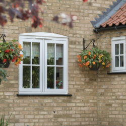 flush sash window