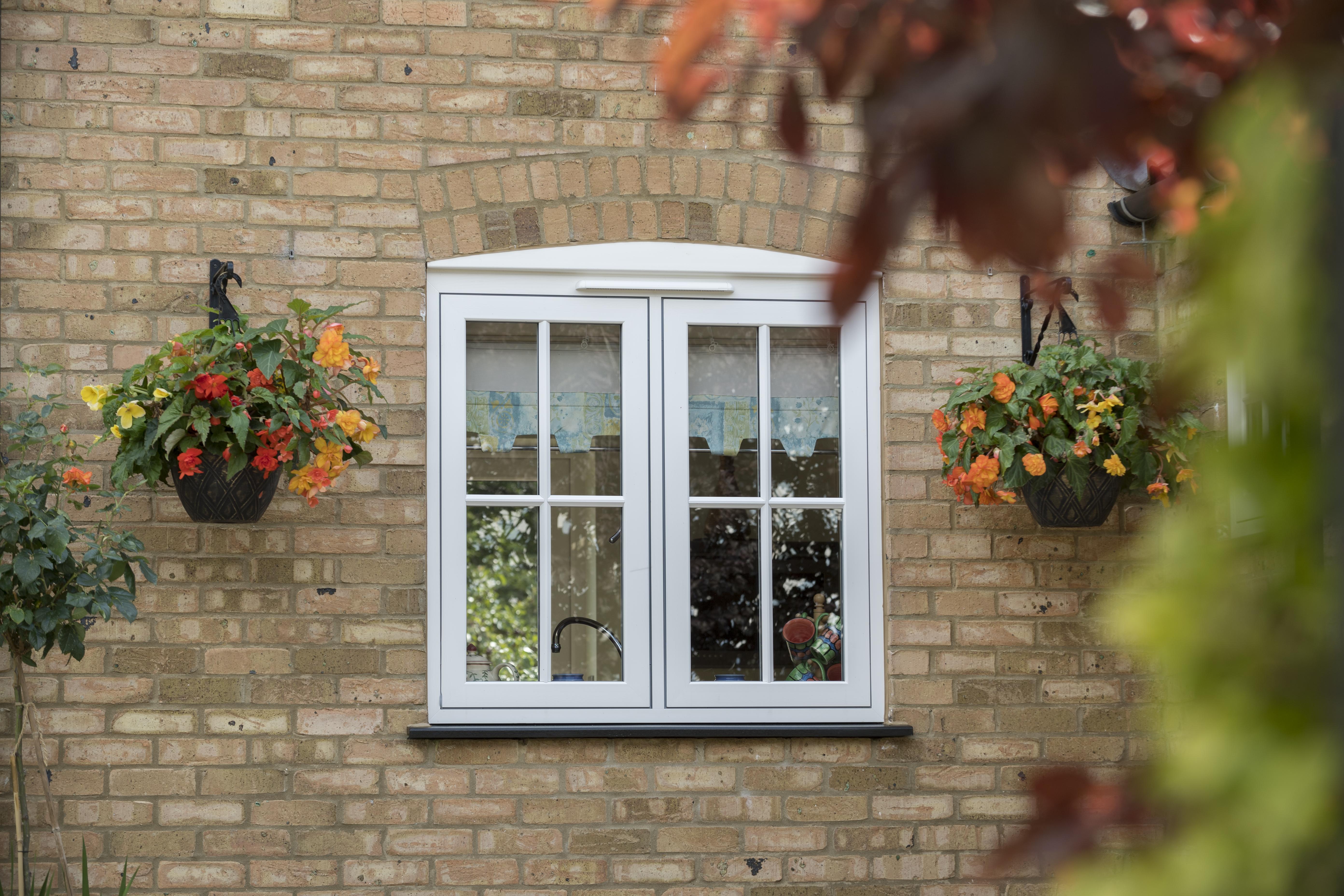 uPVC Window Design