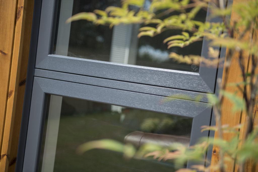 new upvc flush sash windows