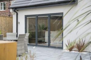 Aluminium bi-fold doors cost
