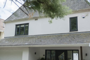 Anthracite grey casement windows prices