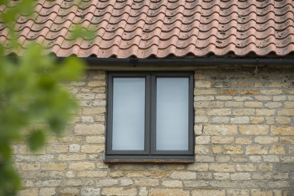 Alitherm 800 - RAL7022 umbra grey
