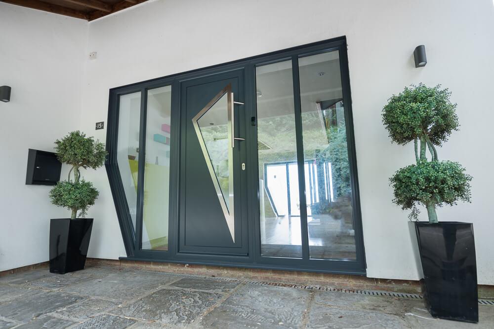 Composite Front Door Designs