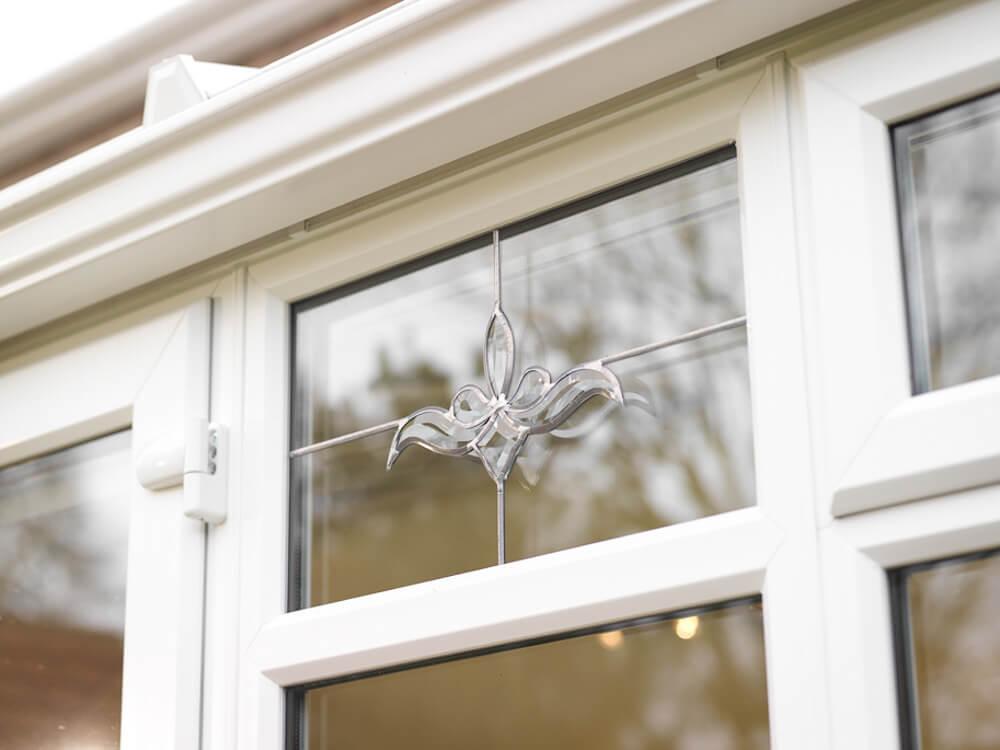 uPVC Window Glass