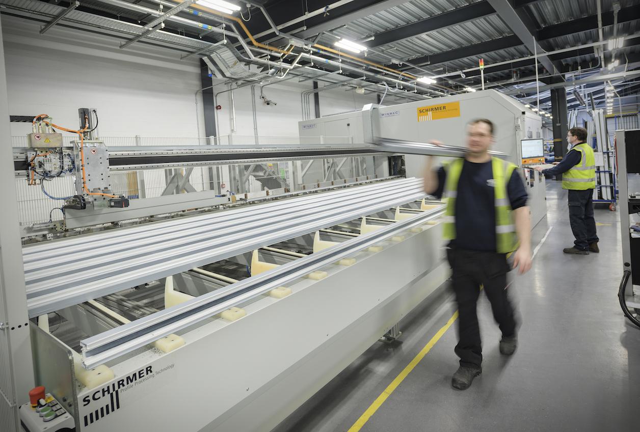 Aluminium demand sternfenster